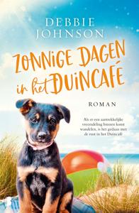 Zonnige dagen in het Duincafé Boekomslag