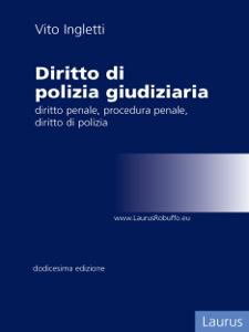 Diritto di polizia giudiziaria Libro Cover