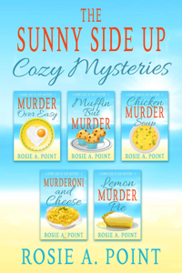 The Sunny Side Up Cozy Mysteries Box Set