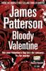 James Patterson - Bloody Valentine artwork