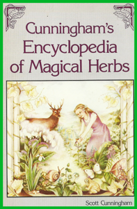 Cunningham's Encyclopedia of Magical Herbs Book Cover