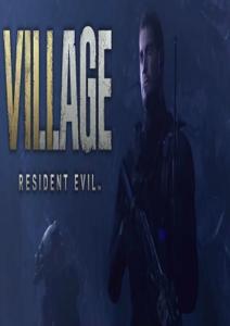Resident Evil Village Guide Boekomslag