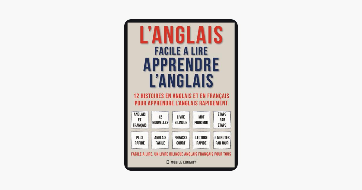 L Anglais Facile A Lire Apprendre L Anglais Vol 1