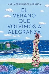 El verano que volvimos a Alegranza Book Cover