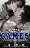 Reckless Games Book Cover