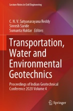 Transportation, Water And Environmental Geotechnics