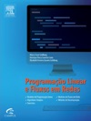 Programao Linear E Fluxos Em Redes