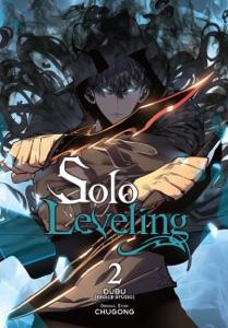 Solo Leveling, Vol. 2 (comic) Book Cover