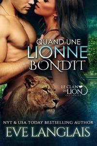 Quand une Lionne Bondit Book Cover
