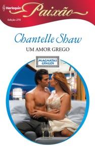 Um Amor Grego Book Cover