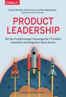 Richard Banfield, Martin Eriksson & Nate Walkingshaw - Product Leadership artwork