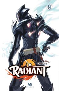 Radiant - Tome 9 La couverture du livre martien