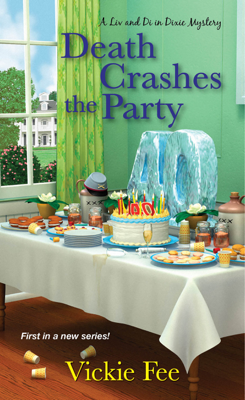 Vickie Fee - Death Crashes the Party book