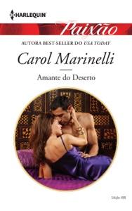 Amante do Deserto Book Cover