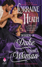 When a Duke Loves a Woman book