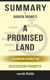 A Promised Land by Barack Obama (DiscussionPrompts)