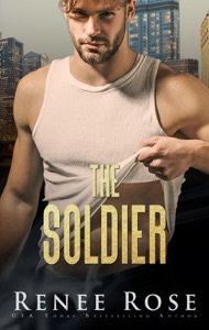 The Soldier Book Cover