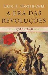 A era das revoluções Book Cover