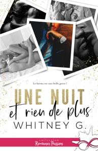 Une nuit et rien de plus Book Cover