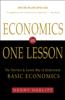 Henry Hazlitt - Economics in One Lesson artwork