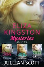 Download Eliza Kingston Mysteries Box Set One