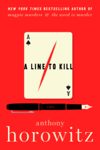 A Line to Kill Book Cover