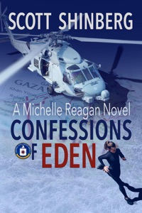Confessions of Eden Book Cover