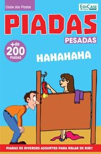 Clube das Piadas Ed. 11 - Piadas Pesadas Book Cover
