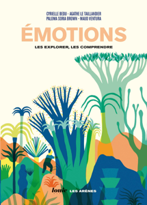 Emotions - Les explorer, les comprendre - Louie Media Couverture de livre