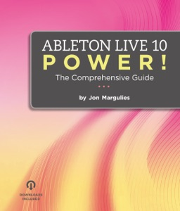 Ableton Live 10 Power! Book Cover