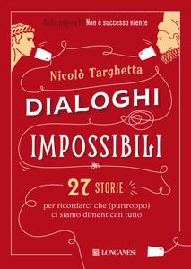 Dialoghi impossibili Copertina del libro