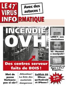 Le 47e Virus Informatique Couverture de livre
