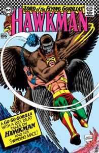 Hawkman (1964-) #16 Buch-Cover