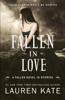 Lauren Kate - Fallen in Love artwork