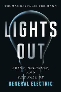 Lights Out Boekomslag