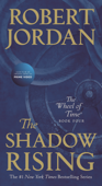 The Shadow Rising Book Cover