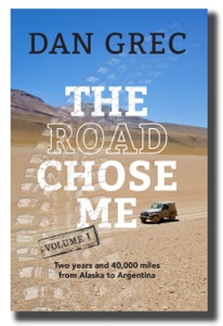 The Road Chose Me Volume 1 Book Cover