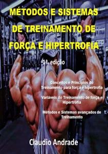 Metodos E Sistemas De Treinamento De Força E Hipertrofia Book Cover