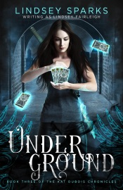 Download Underground: An Egyptian Mythology Urban Fantasy