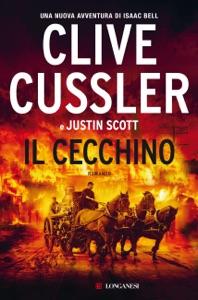 Il cecchino di Clive Cussler & Justin Scott Copertina del libro