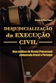 Desjudicialização da Execução Civil Book Cover