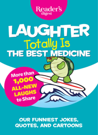 Laughter Totally is the Best Medicine book