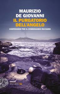 Il purgatorio dell'angelo Libro Cover