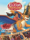 Disney Elena Of Avalor Adventure Takes Flight Cinestory Comic