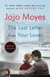The Last Letter from Your Lover Book Cover