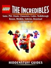 Lego The Incredibles Game PS4 Cheats Characters Codes Walkthrough Bosses Minikits Vehicles Download Guide Unofficial