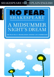 MIDSUMMER NIGHTS DREAM (NO FEAR SHAKESPEARE)