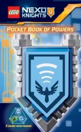 Pocket Book Of Powers Lego Nexo Knights
