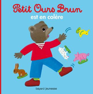 Petit Ours Brun est en colère - Danièle Bour & Marie Aubinais