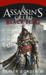 Assassin's Creed : Black Flag La couverture du livre martien